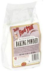 Why store backing soda and baking powder?