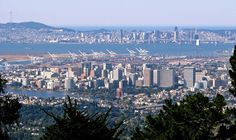 Travel & Adventures: Oakland. A voyage to Oakland, California, United States, North America.