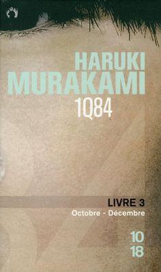 Haruki Murakami, 1Q84 : La chrysalide des mots