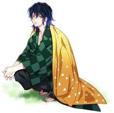 anime boy, demon slayer, and lové image Manga Boy, Manga Anime, Anime Art, Demon Slayer, Slayer Anime, Fanarts Anime, Anime Characters, Gekkan Shoujo, Natsume Yuujinchou