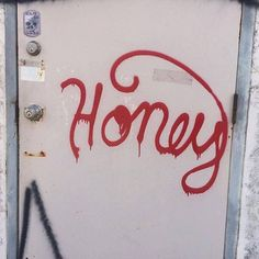 Imagem de honey, aesthetic, and graffiti Rite De Passage, Fran Fine, Broken Hearts Club, Born To Die, My Other Half, Lust For Life, Cheryl Blossom, Girl Meets World, Red Aesthetic