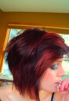 red undertones - Lully Hair It really sucks this is such a high maintenance color :(