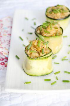 Makis de pâtes grecques au saumon (recette de Noëmie de Top Chef 2014) http://foodizbox.com/nos-recettes.php?box=32&recette=66