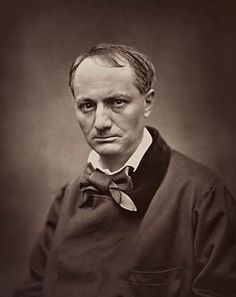Charles Baudelaire (1821–67) was a French poet best known for his collection Les Fleurs du mal (1857), which expresses the changing nature of beauty in modern, industrializing Paris during the 19th century. The author also worked as an essayist, art critic, and translator; in the 1850s and 1860s, he published several translations of works by Edgar Allan Poe.