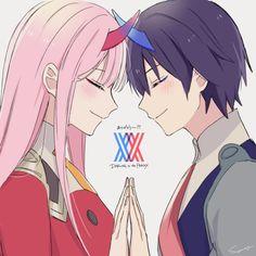 Darling In The Franxx Anime, Darling In The Franxx Wallpaper, Darling In The. Manga Anime, Otaku Anime, Querida No Franxx, Anime Shop, Anime Zero, Koro Sensei, Manga Couple, Zero Two, Best Waifu