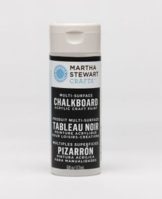 I won't have to buy a large can of paint for a small project...and it comes in different colours!