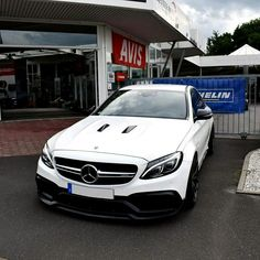 Mercedes-AMG C63s W205