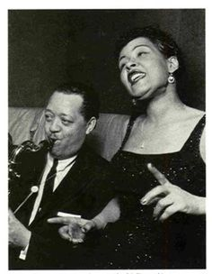 Lester Young & Billie Holiday - Prez & Lady Day