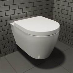 IN STOCK: best prices on Bordeaux Wall Hung Toilet & Soft Close Seat - choose between 21 Wall hung toilet Bathroom Design Small, Bathroom Interior Design, Modern Bathroom, Small Bathrooms, Bathroom Shop, Bathroom Wall, Bathroom Ideas, Bamboo Bathroom, Bathroom Grey
