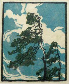 Arie Zonneveld (1905-1941)  Sea Pines
