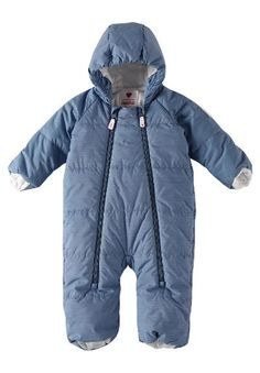Vauvan talvihaalari Lumikko Soft blue