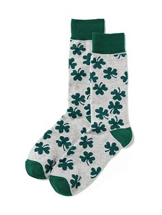 St. Patrick's Day Sock 2-Packs Product Image