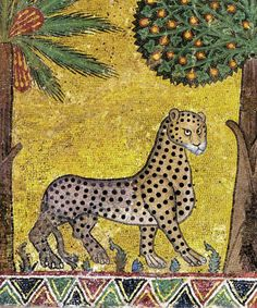 1Stanza di re Ruggiero II, XII d.C. Palazzo dei Normanni, Palermo.