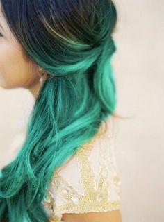 hair chalk - Gorgeous