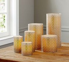 Candle Holders, Candlesticks & Glass Candle Holders | Pottery Barn