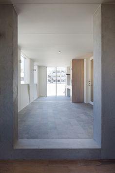 BLOOM / Hiroyuki Ito Architects / combination of materials