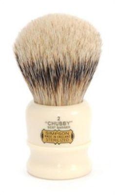 Simpson Chubby 2 Best Badger Shaving Brush CH2