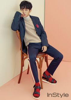 Jin Young - InStyle