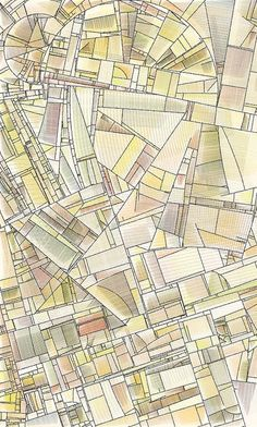 City Map Artwork | Flickr - Photo Sharing!