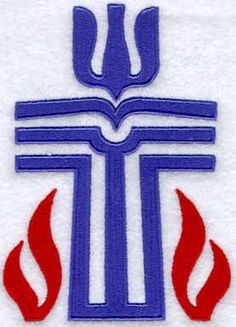 Presbyterian Cross. Our Church very important to us!
