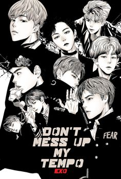 FanBook : Fan Art Social Platform I grouped the aforementioned questions about the pencil drawing that I received and tried … Exo Chen, Exo Kai, Baekhyun, Chibi, Kpop Anime, Exo Group, Exo Fan Art, Exo Lockscreen, K Pop Star