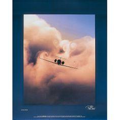 Aeronautical photographer Paul Bowen