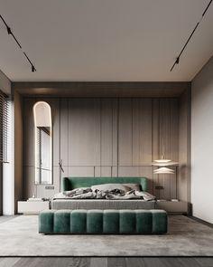 Modern Interior Design, Interior Architecture, Residential Architecture, Master Bedroom Design, Apartment Interior, House Design, Furniture, Home Decor, Architects