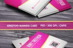Name Card - Creative Fabrica