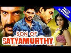 Son of Satyamurthy (S/O Satyamurthy) 2016 Full Hindi Dubbed Movie | Allu Arjun, Samantha, Upendra - Bollywood Gossip