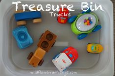 Treasure bins are a small collection of similar items to put in front of a young child to allowthem time of explorations and wonder! I set these sweet Treasure bins up for my daughter starting when she was around 8 months old. Oh she loved exploring and having a bin all to herself for these...Read More »