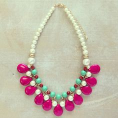 Magnificent Moravia Necklace
