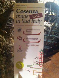 Gastronomy Tour Cosenza 2014