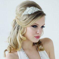 Pearl Bridal Side Band -Marita