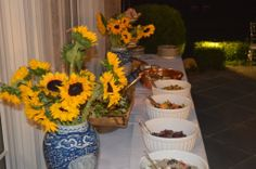 Partying under The Tuscan Sun.......mission accomplished! - The Enchanted Home