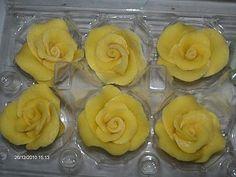 Bucataria Alynusei: Trandafiri din rahat