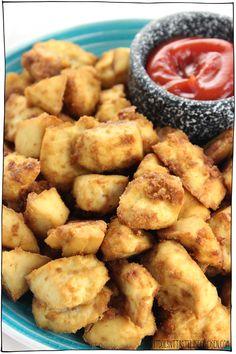 Baked Tofu Bites! An