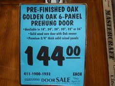 door price