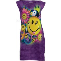 Peace & Happiness T-Shirt Mini Dress Peace, Mini, Happy, Dresses, Mountain, Happiness, 3d, Canning, Vestidos