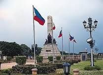 Manila, Phillipines (one night layover) Travel Log, Travel Info, Us Travel, Travel Tips, Regions Of The Philippines, Manila Philippines, Philippines Travel, Rizal Park, Philippine Holidays