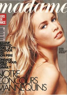 . V Magazine, Fashion Magazine Cover, Fashion Cover, Magazine Covers, Claudia Schiffer, Irina Shayk, Top Models, Dolce & Gabbana, Vanity Fair