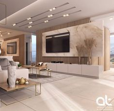 Wall Unit Designs, Living Room Tv Unit Designs, Drawing Room Interior, Bedroom Layouts, Scandinavian Home, Rak Tv, Living Room Decor, Sweet Home, New Homes