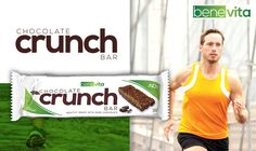 Benevita Chocolate Crunch Bar is Ideal for Sports-Minded Individuals - http://www.megantic.acnrep.com