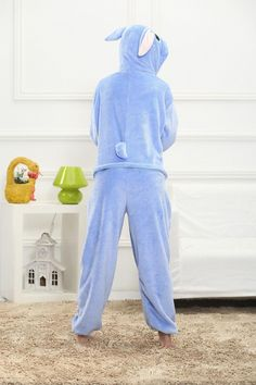 Animal Stitch Onesie Adulto Adolescentes Pijamas Kigurumi Pijamas Engraçado Flanela Quente Macio Geral Onepiece Noite Casa Macacão Creative Halloween Costumes, Halloween Cosplay, Cosplay Costumes, Christmas Pajamas, Christmas Deer, Christmas Gifts, Adult Pajamas, Flannel Dress, Animal Costumes