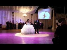 Destinys Father & Daughter dance - Quinceanera -surprise dance - YouTube