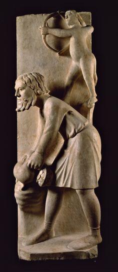 Battistero, Parma, Benedetto Antelami - Novembre - Ciclo dei Mesi, c. 1210-1215