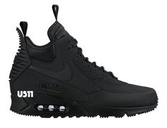 best loved 4361c f6481 Nike Air Max 90 Winterized Sneakerboot (Autumn Winter 2015 Preview) Running  Shoes Nike