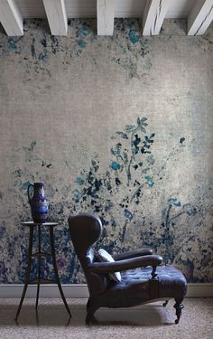 Wall & Decò Contemporary Wallpaper 2016 Libellula Tp Apartment