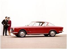 1961 Fiat 2300 S Coupe