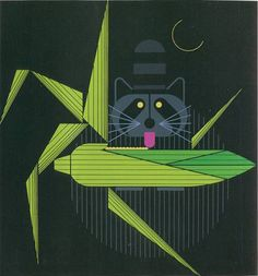 Charley Harper - Serigraphs - Cornprone signed & numbered