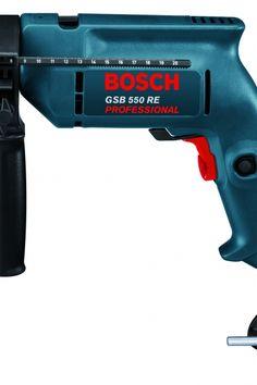 Furadeira de Impacto Bosch modelo GSB 550 RE: http://www.metacampos.com.br/furadeiras/furadeira-de-impacto-bosch-modelo-gsb-550-re#imagem-14626